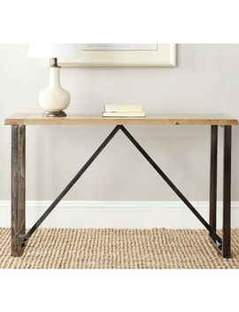 chase-console-table-natural---safavieh® by safavieh