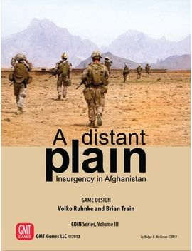 a-distant-plain,-2nd-printing by gmt-games