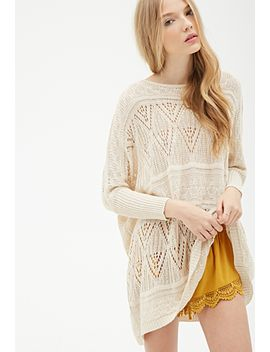 open-knit-longline-sweater by forever-21