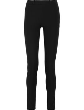 cotton-blend-twill-skinny-pants by roland-mouret