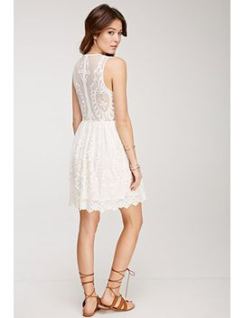 embroidered-tulle-dress by forever-21