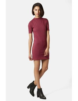 body-con-tunic-dress by topshop