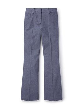 slim-bootcut-pant by boden