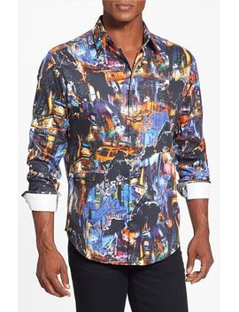 happy-valley-classic-fit-sport-shirt by robert-graham