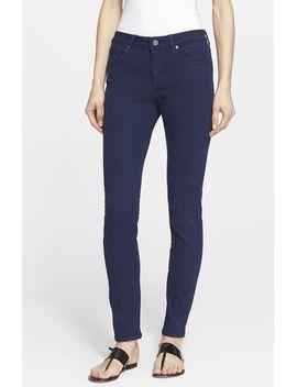 stretch-denim-skinny-jeans by joie