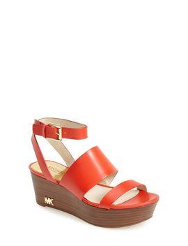 posey-platform-sandal by michael-michael-kors