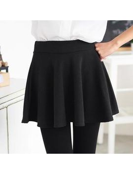 a-line-mini-skirt by 59-seconds