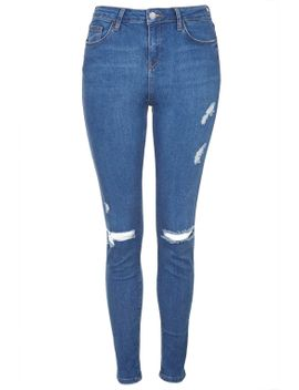 moto-ripped-jamie-jeans by topshop