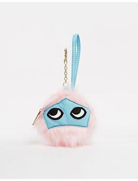 skinny-dip-bonnie-faux-fur-purse by skinnydip
