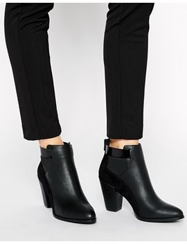 asos-eleventh-hour-ankle-boots by asos-collection