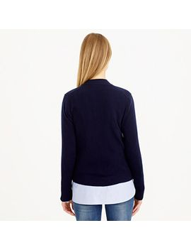 petite-collection-cashmere-v-neck-cardigan-sweater by jcrew