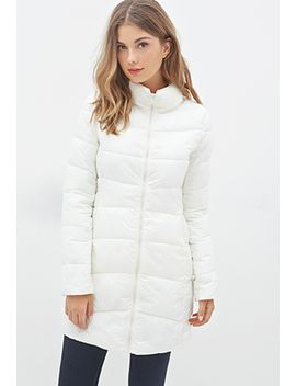 zippered-puffer-jacket by forever-21