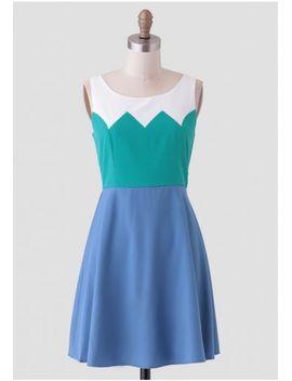 pebble-lane-colorblock-dress by ruche