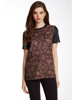 military-print-blouse by yigal-azrouel