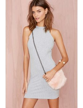 michelle-knit-dress by nasty-gal