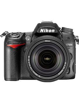 nikon---d7000-dslr-camera-with-18-140mm-vr-lens---black by nikon