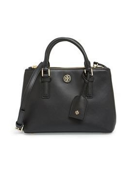 robinson---micro-double-zip-tote by tory-burch