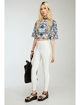 crystal-print-crop-top by forever-21