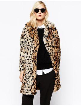 river-island-faux-fur-leopard-jacket by river-island