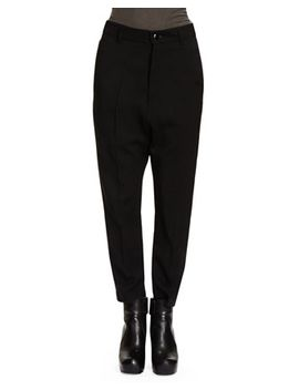 loose-fitting-straight-leg-pants by rick-owens