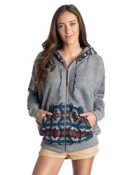 pendleton-dakota-fleece by roxy