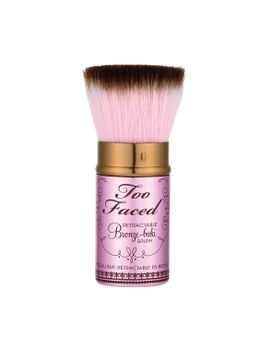 retractable-bronze-buki-brush by too-faced