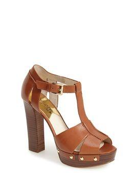 beatrice-leather-t-strap-platform-sandal by michael-michael-kors