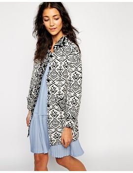 sister-jane-indigo-jacket-in-mono-print by sister-jane