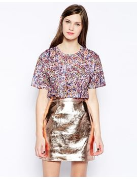 house-of-holland-embellished-t-shirt by house-of-holland