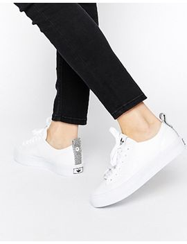 adidas-originals-honey-20-white-trainers by adidas
