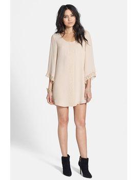 astr-lace-trim-shift-dress by astr-the-label