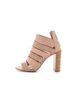 star-perforated-sandals by see-by-chloe