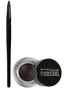 maybelline-eye-studio-lasting-drama-gel-liner---brown by maybelline