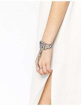 new-look-premium-gem-stone-hand-chain by new-look