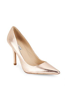sway-ii-metallic-leather-point-toe-pumps by charles-david