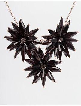 ted-baker-floria-flower-starburst-necklace by ted-baker