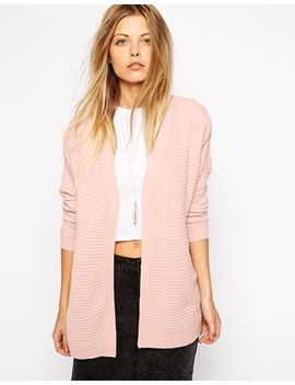 noisy-may-ribbed-cardigan by noisy-may