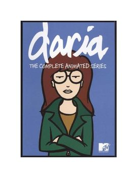 daria:-the-complete-animated-series-[8-discs]-[dvd] by generic