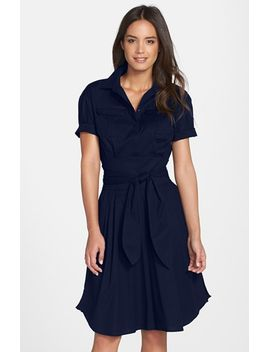 maya-belted-shirtdress by cynthia-steffe