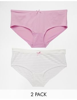 marie-meili-brooke-2-pack-burnout-hipster-brief by marie-meili