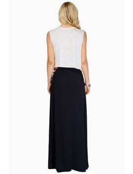 still-love-you-black-maxi-skirt by tobi