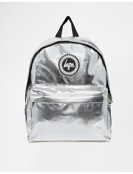 hype-metallic-backpack by hype