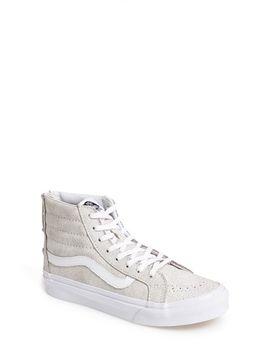 sk8-hi-slim-hi-top-sneaker by vans