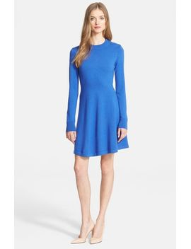 merino-wool-fit-&-flare-dress by kate-spade-new-york