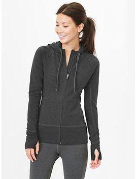 gapfit-stretch-elements-hoodie by gap