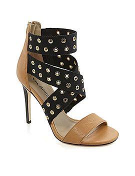 via-spiga-tashara-grommet-city-sandals by generic