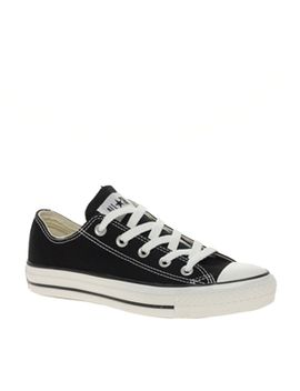 converse-chuck-taylor-all-star-core-black-ox-trainers by converse