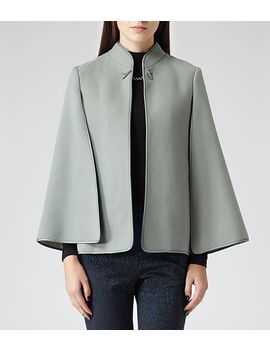 tailored-flare-cape by vreeland