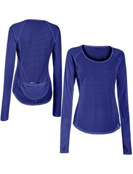 under-armour-womens-fly-by-long-sleeve-shirt by armour®