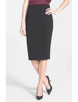 zip-back-knit-pencil-skirt by halogen®